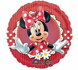 17 - MINNIE WITH DAISIES