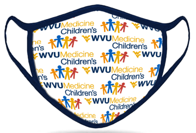 WVU MEDICINE CHILDREN'S FACE MASK
