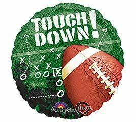 18 - TOUCH DOWN FOOTBALL