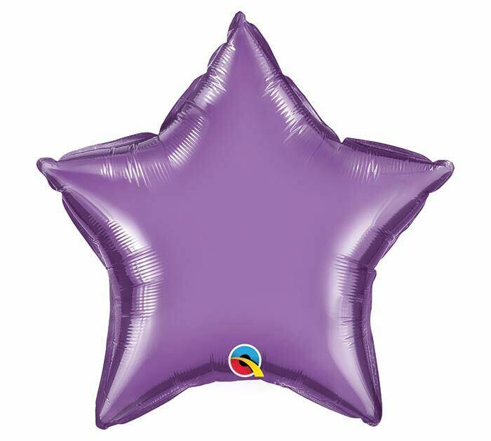 20 - CHROME SOLID STAR PURPLE