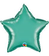 20 - CHROME SOLID STAR GREEN