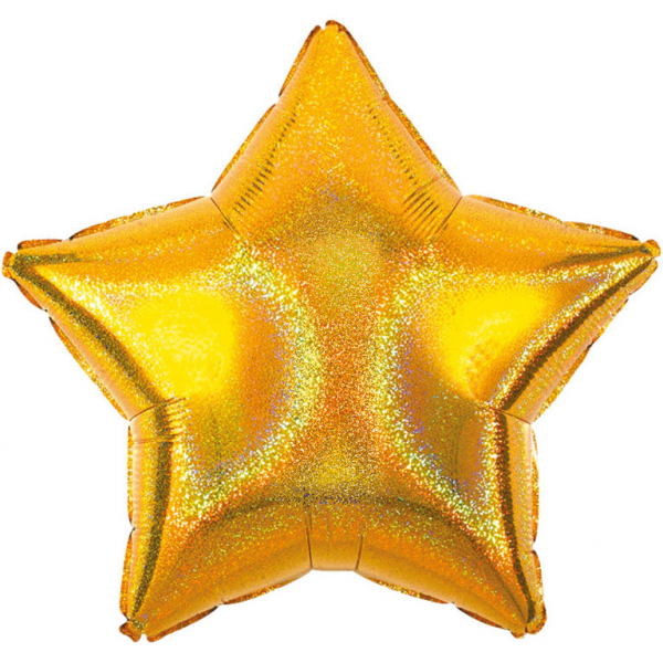 17 - DAZZLER STAR SOLID GOLD