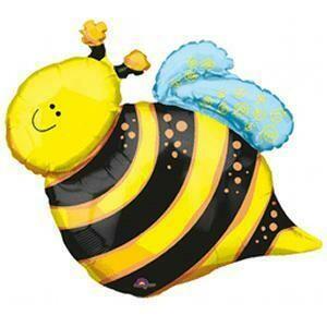 """22"""" HAPPY BUMBLE BEE"""