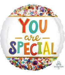 17 - YOU ARE SPECIAL CONFETTI