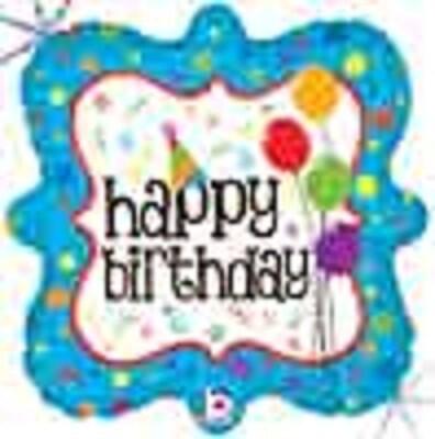 18 - CELEBRATIONS MARQUEE BIRTHDAY