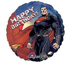 17 -SUPERMAN BIRTHDAY