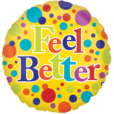 18 - FEEL BETTER BRIGHT DOTS