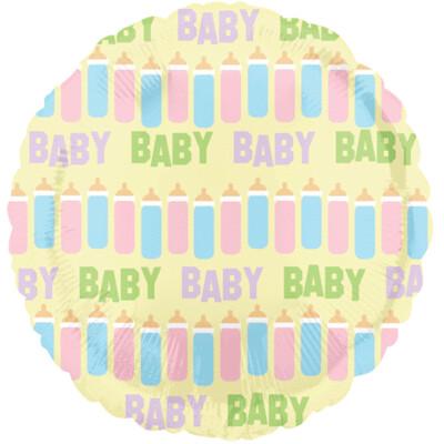 18 - BABY BOTTLE STRIPES