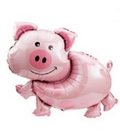 35 - PIG SHAPE