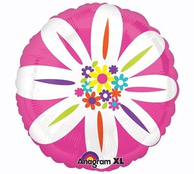 21 - NEON COLOR FLOWER