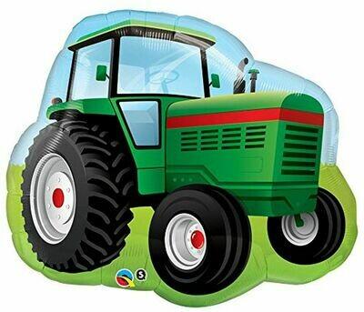 34 - FARM TRACTOR