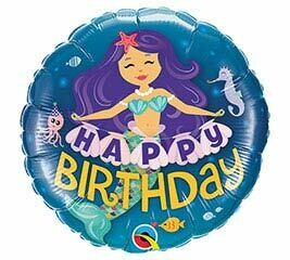 18 - MERMAID BIRTHDAY