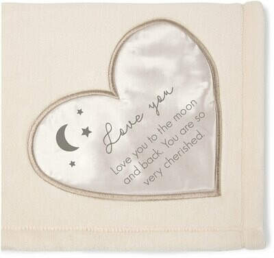 COMFORT BLANKETS LOVE YOU TO THE MOON