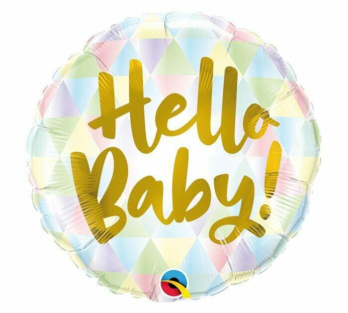 18 - HELLO BABY