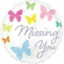 17 - MISSING YOU BUTTERFLIES