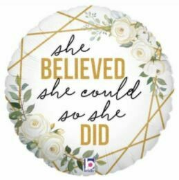 18 - SHE BELIEVED