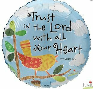 18 - TRUST IN THE LORD WITH ALL YOUR HEART