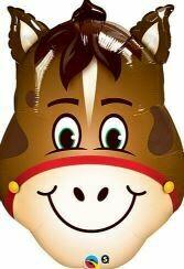 32 - HORSE HEAD SHAPE