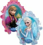 31 - FROZEN MIRROR 2-SIDED BALLOON