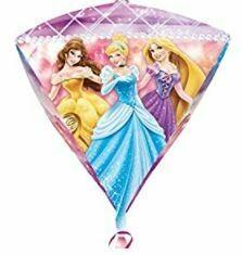17 - DISNEY PRINCESS DIAMOND