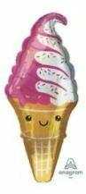 41 - PINK ICE CREAM CONE