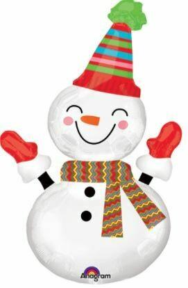 36 - SNOWMAN SHAPE