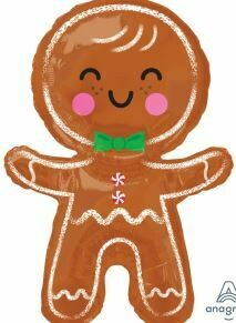 31 - GINGERBREAD BOY