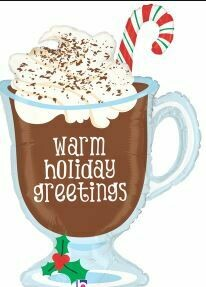 36 - CUP OF HOT COCOA