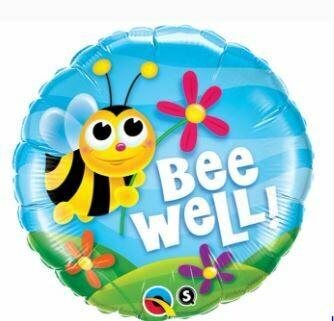18 - BEE WELL BUMBLE BEE