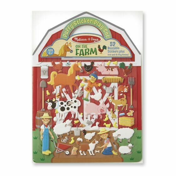 ACTIVITY PAD - COLOR YOUR OWN STICKER 9468-ANIMALS