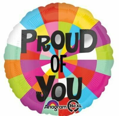 18 - PROUD OF YOU BRIGHT COLORS