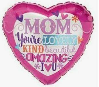 18 - MOM YOUR LOVELY HEART