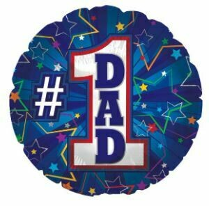 18 - NUMBER ONE DAD WITH STARS
