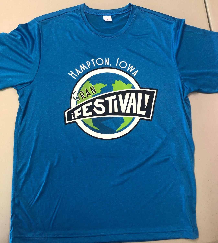 GF Blue Shirt