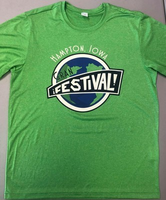 GF Green Shirt