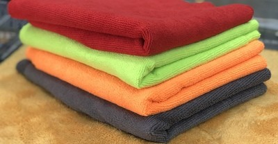 MICROFIBER TOWELS (5 Pc)
