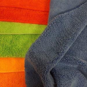 MICROFIBRE TOWELS (1 Pc)
