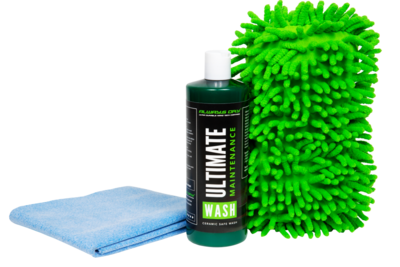 WASH KIT- Ultimate Ceramic Safe Wash Kit