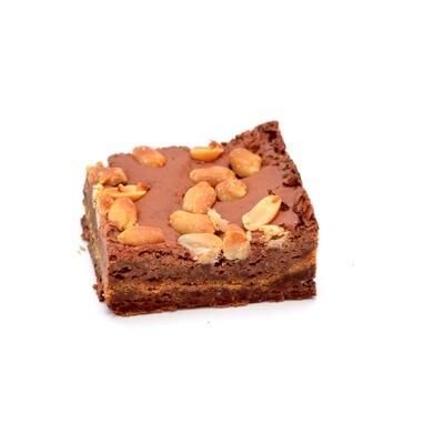 Brownie chocolat beurre de cacahuète maison