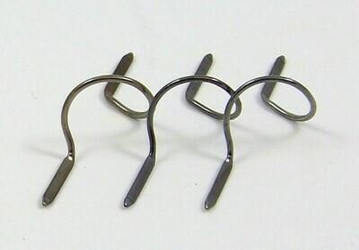 Snake Brand Universal Snake Guides - light wire black nickel
