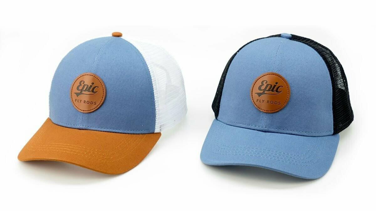 Epic Swift Trucker Snap Back Cap Hat