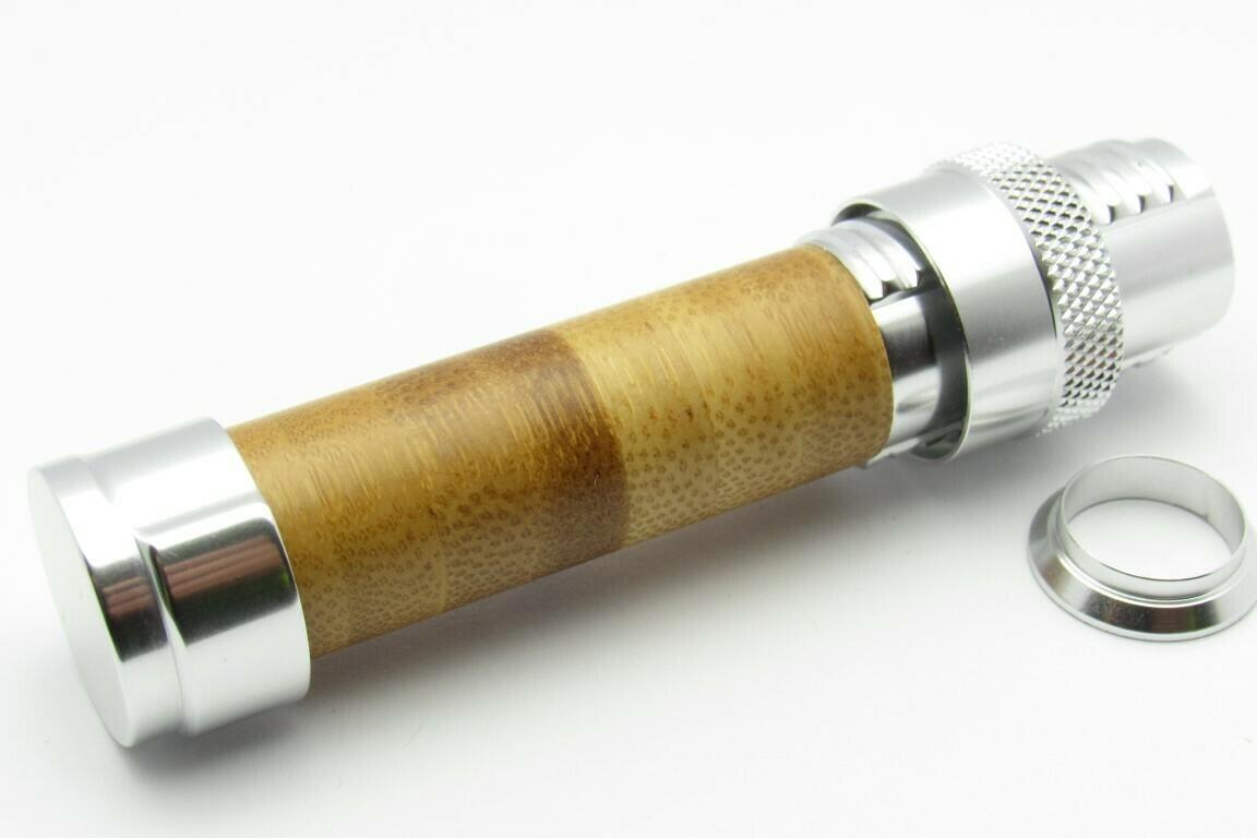 Garrison Style Downlock Rollenhalter chrome mit Kork Insert