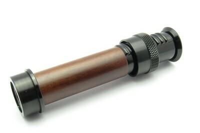 Payne Style UP Lock Rollenhalter schwarz mit Kork Insert