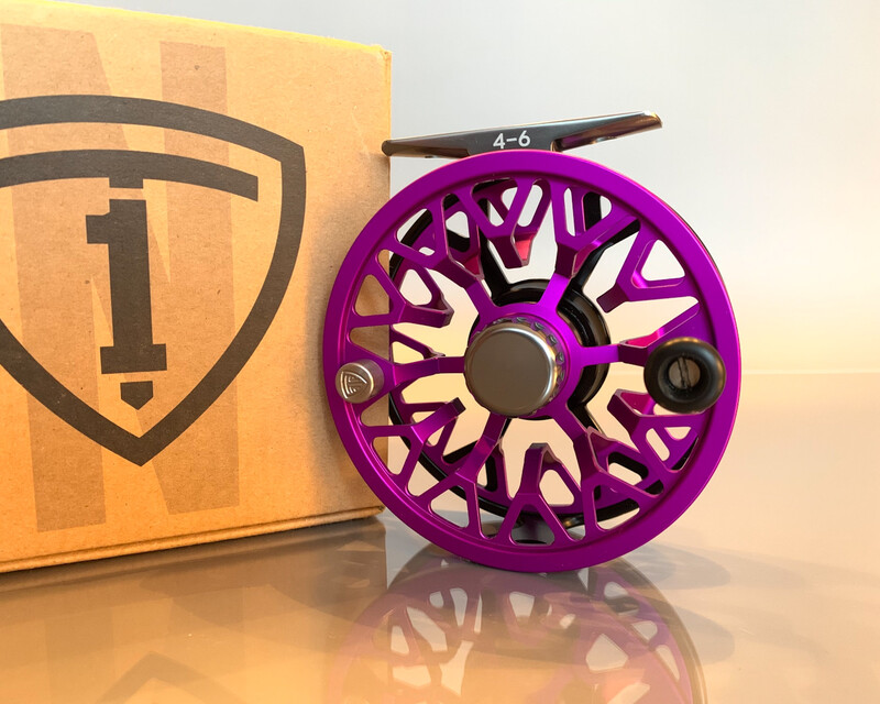 Taylor Enigma T1 4-6 ltd. ultraviolet Edition