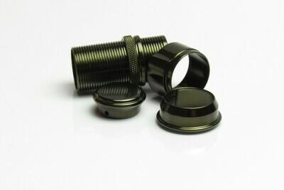 Struble U20 Uplock Rollenhalter Earth titanium (Skeleton Hardware only)