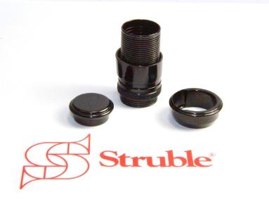Struble U20 Uplock Rollenhalter schwarz (Skeleton Hardware only)