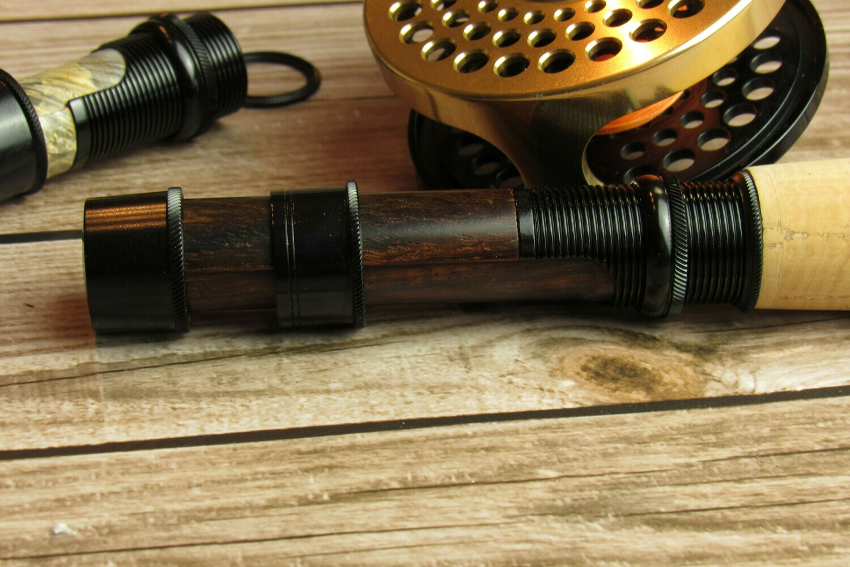 REC AUS Black downlock light Rollenhalter mortised mit Insert