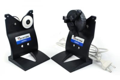Trocken- und Lackiervorrichtung 18 RPM - 220V selbstzentrierendes Futter