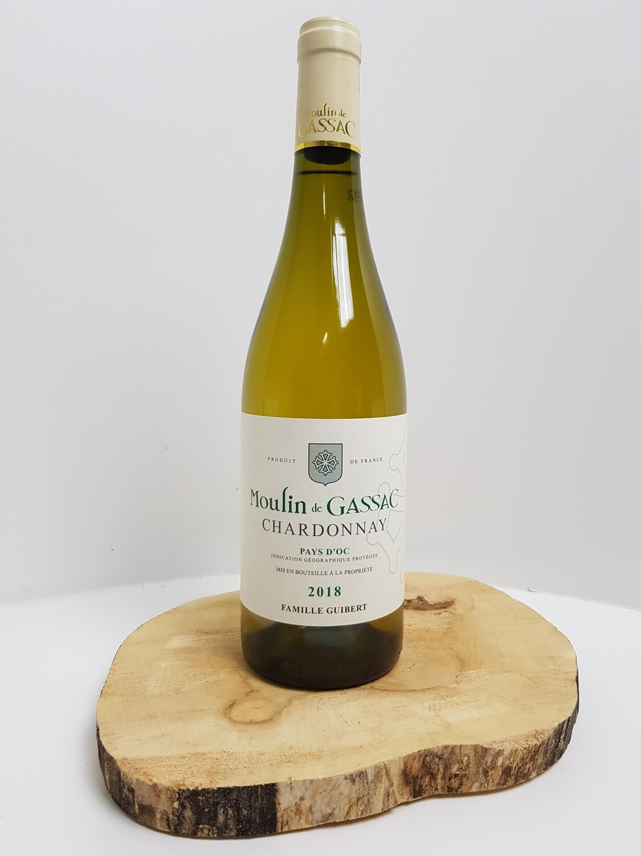Moulin de Gassac Chardonnay 2018