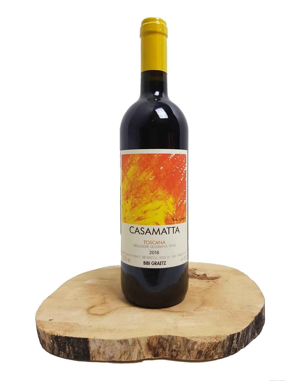 Bibi Graetz Casamatta Toscana Rosso 2018 Biologisch